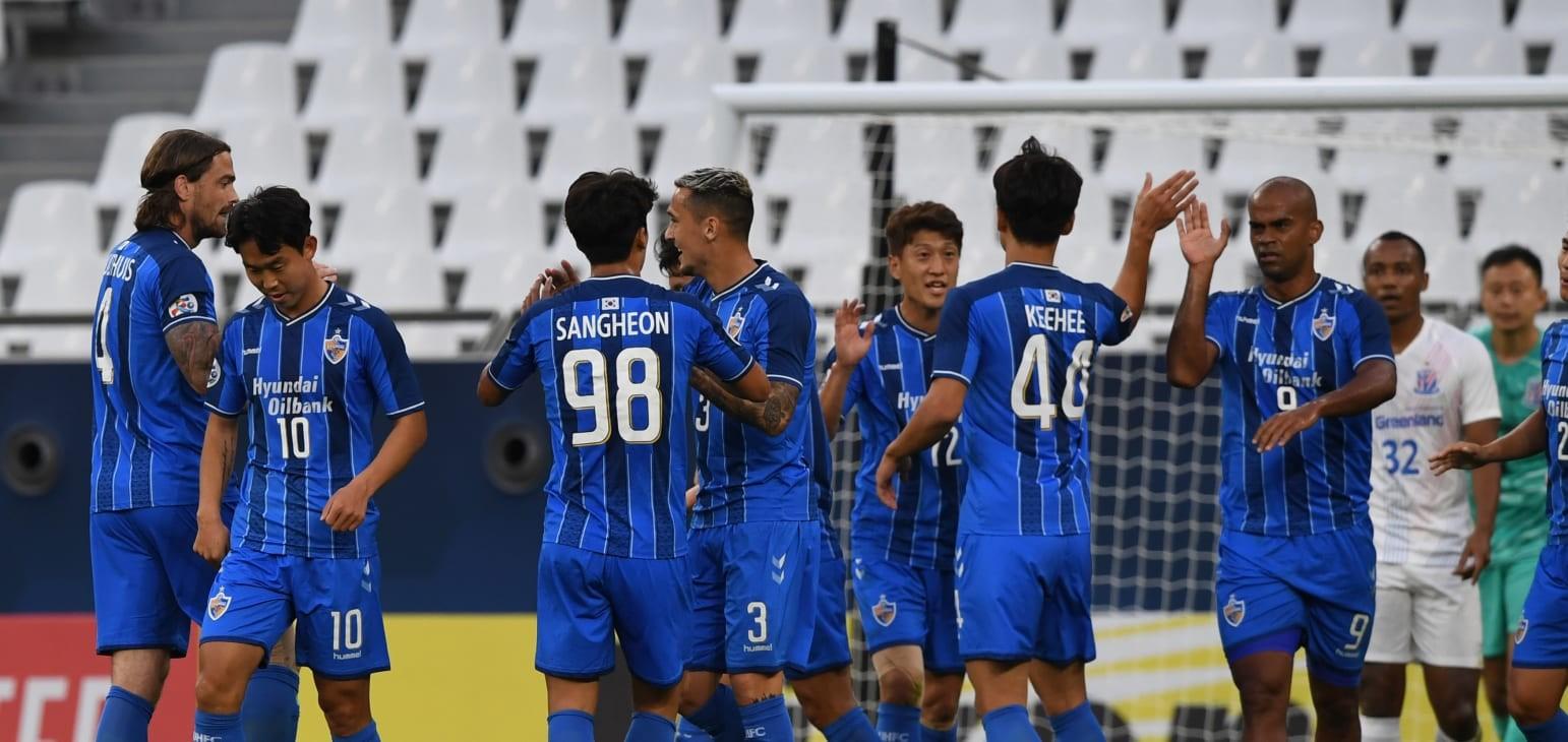 Ulsan Hyundai FC show class in AFC Champions League win over Shanghai Shenhua FC  | Football | News | AFC Champions League 2020