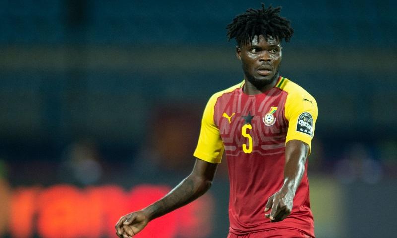 Ghana vs Sudan as Partey misses party