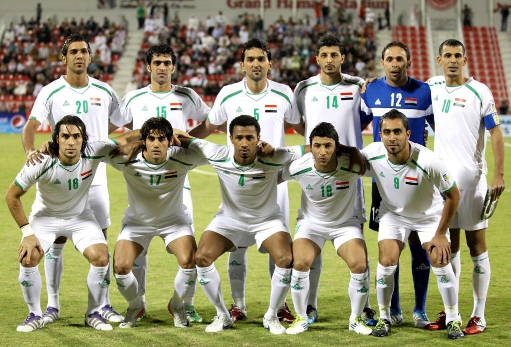 Iraq National Football Team