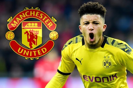 Jadon Sancho-the most expensive young player at the moment/ Ph: Zingnews