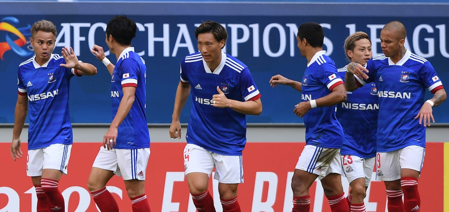 Yokohama F. Marinos turn on the style to seal AFC Champions League Round of 16 berth  | Football | News | AFC Champions League 2020