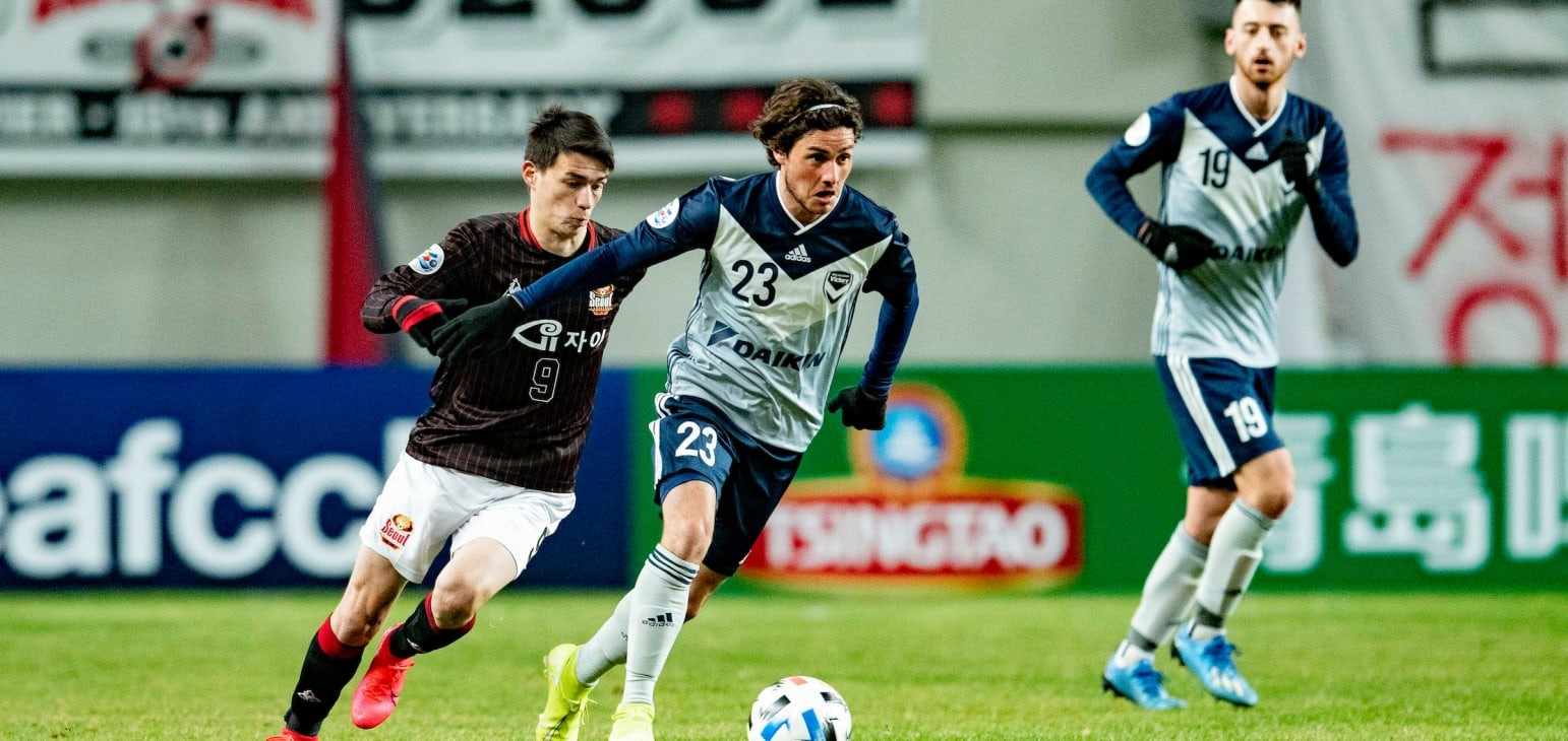 Melbourne Victory's Kean excited about decisive AFC Champions League clash  with FC Seoul    Football   News   AFC Champions League 2020