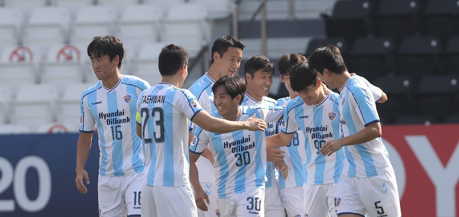 Ulsan Hyundai FC dash Shanghai Shenhua's AFC Champions League hopes  | Football | News | AFC Champions League 2020