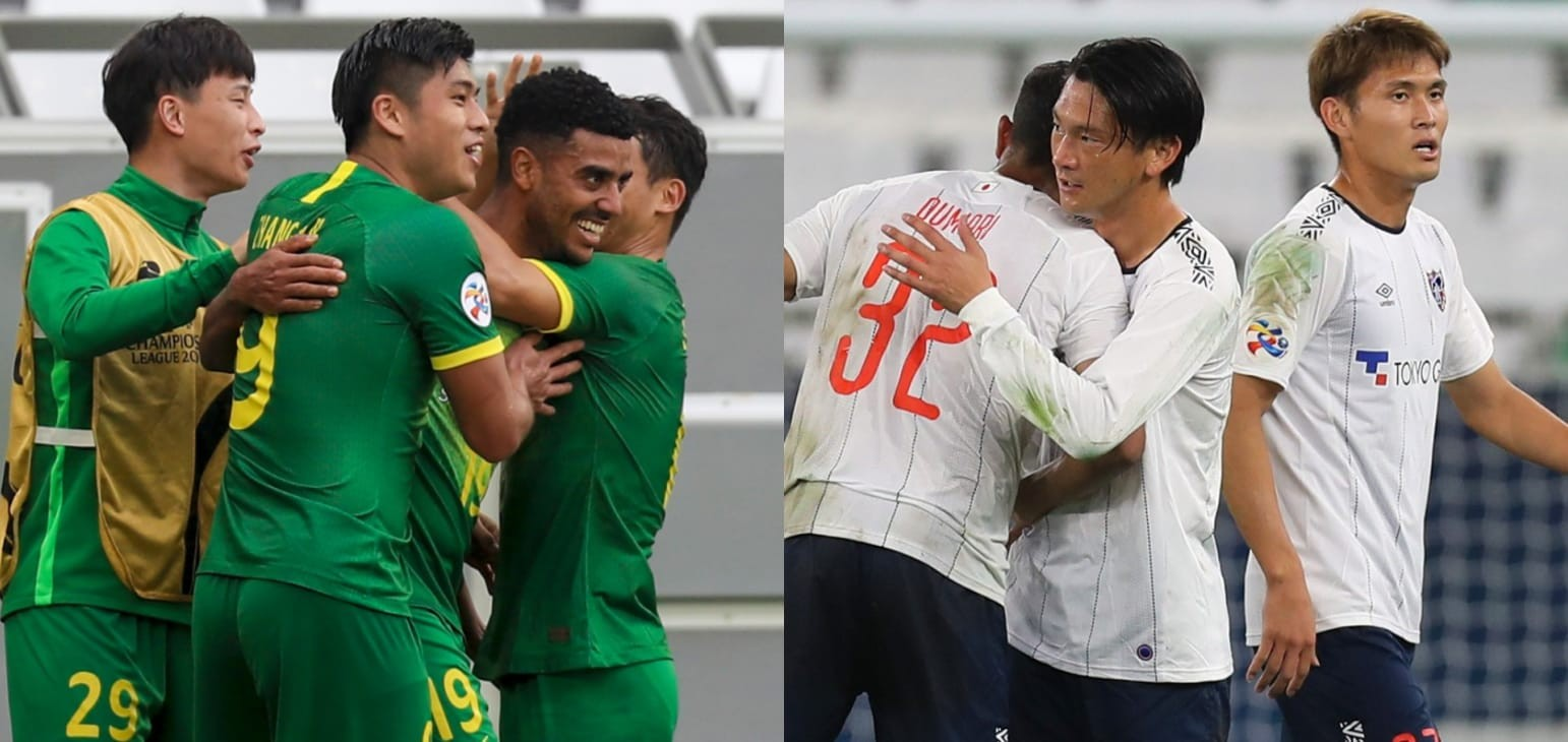 Beijing FC, FC Tokyo looking to break new ground in AFC Champions League Round of 16 clash    Football   News   AFC Champions League 2020