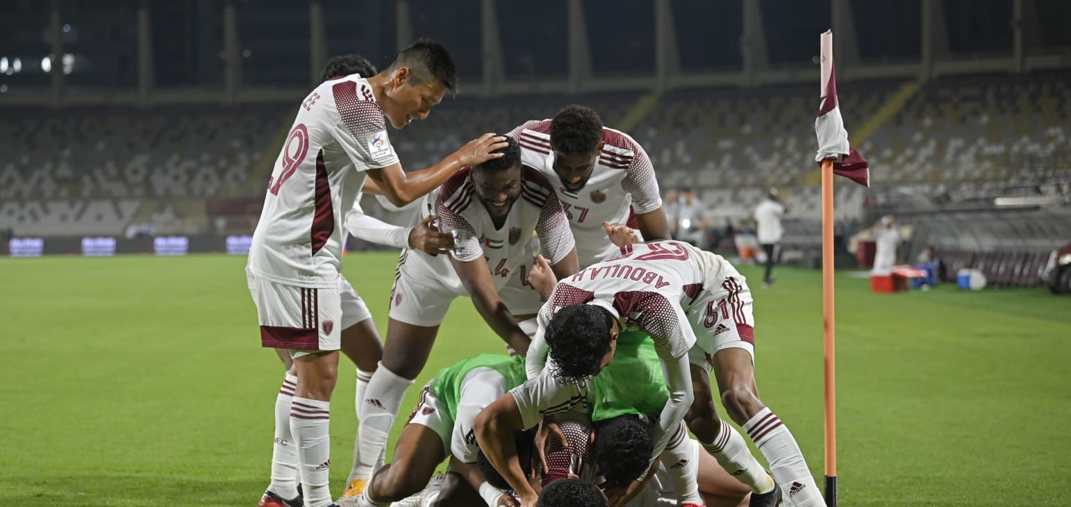 Al Wahda edge Al Zawraa to seal AFC Champions group stage berth  | Football | News | AFC Champions League 2021