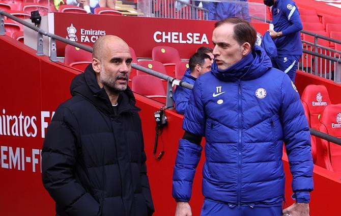 Tuchel braced for Guardiola showdown in Champions League final dress rehearsal