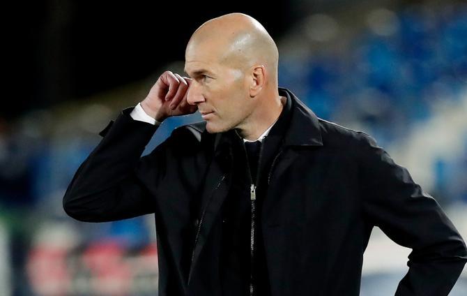 Zidane adamant LaLiga failure won't constitute a 'bad season'