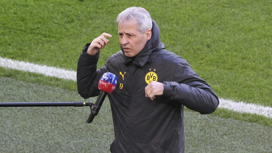 Why Crystal Palace's deal with Lucien Favre fell through