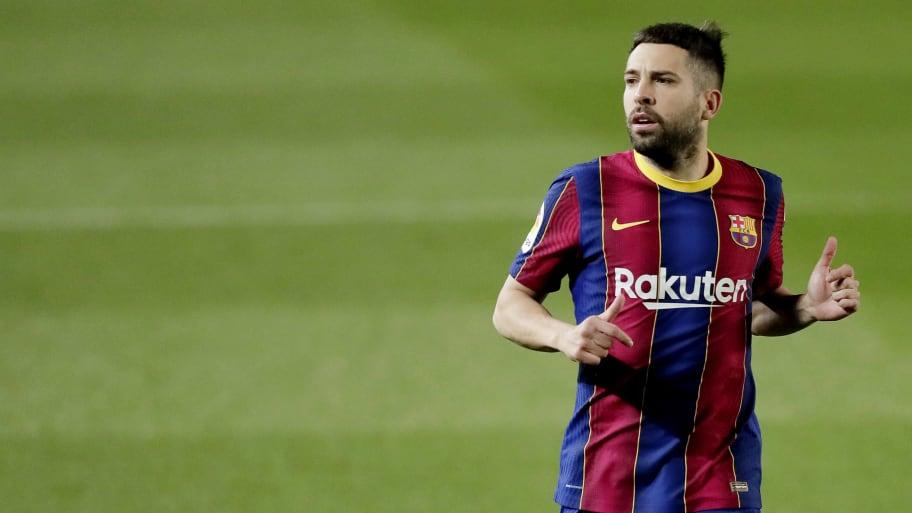 Barcelona open to swapping Jordi Alba for Inter's Alessandro Bastoni