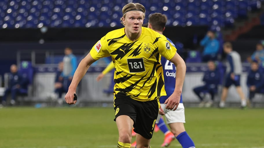 Real Madrid reach agreement with Erling Haaland as Dortmund set huge asking price