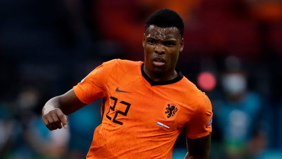 Denzel Dumfries wanted by several European giants after Euro 2020 heroics