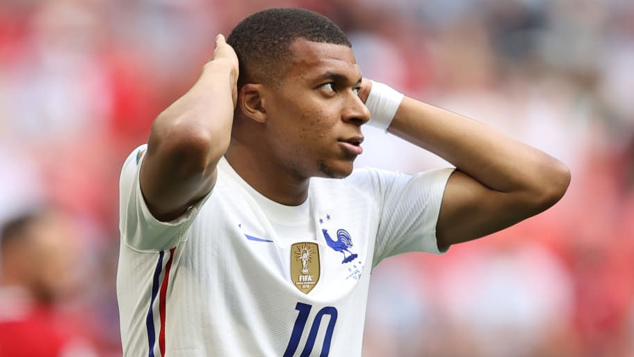 Kylian Mbappe 'asks to leave' PSG but Real Madrid delay approach