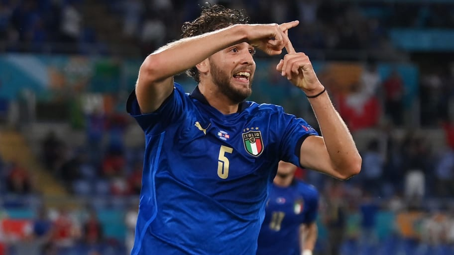 Juventus ready transfer bid for Euro 2020 star Manuel Locatelli