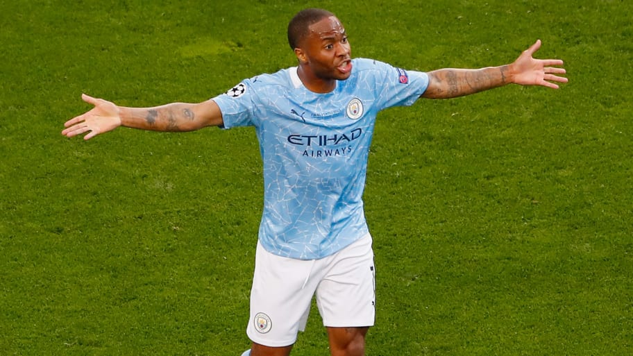 Raheem Sterling admits being unhappy with lack of minutes at Man City