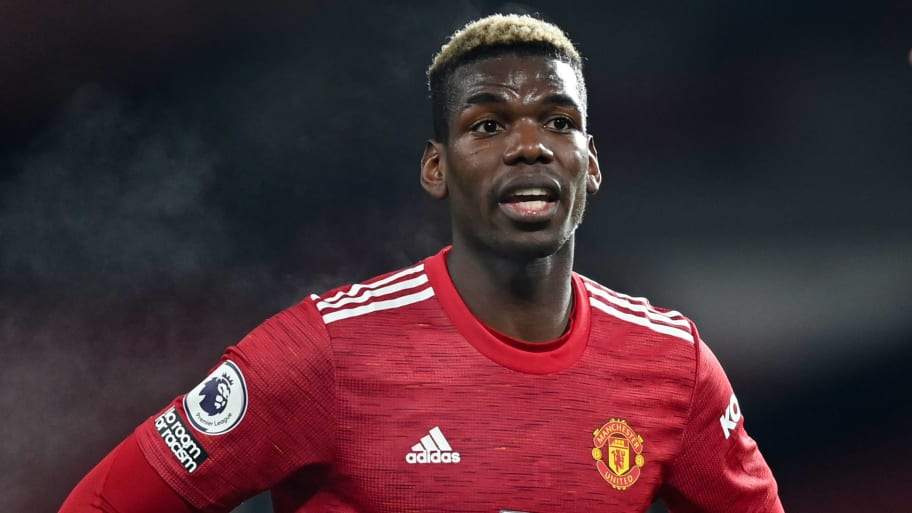 Man Utd 'offer straight swap' between Paul Pogba & Raphael Varane