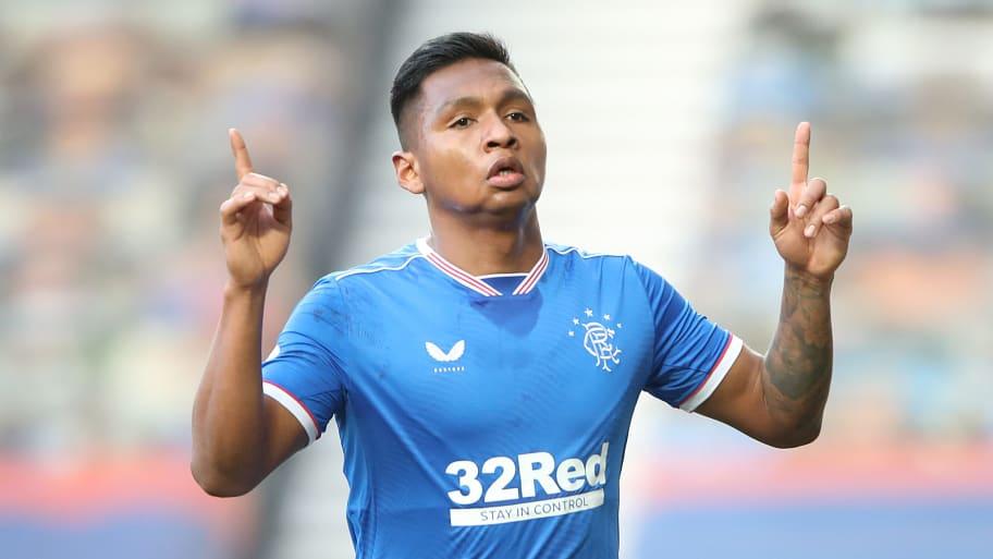 Rangers forward Alfredo Morelos a transfer target for Porto