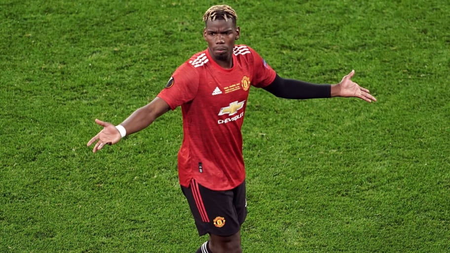 Man Utd concerned Paul Pogba is pushing for free transfer