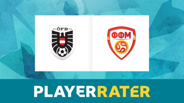 Euro 2020: Rate the players - Austria v North Macedonia