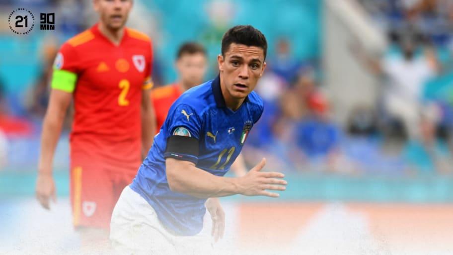 Sassuolo chief claims Inter target Giacomo Raspadori is 'unsellable'