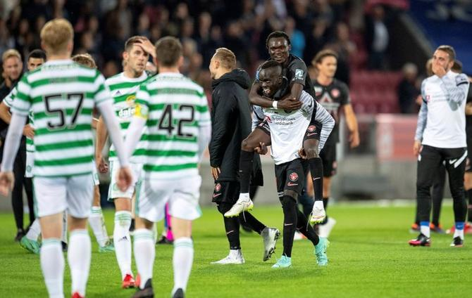 Midtjylland 2-1 Celtic (aet, 3-2 agg): Onyedika dumps Hoops out of Champions League