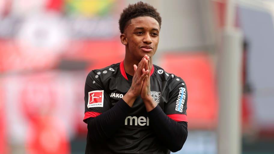 Everton confirm signing of Demarai Gray from Bayer Leverkusen