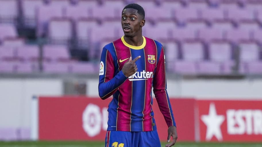 Barcelona schedule contract meeting with Ousmane Dembele