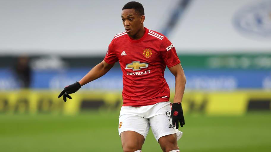 Man Utd 'consider' using Anthony Martial in bid for Erling Haaland