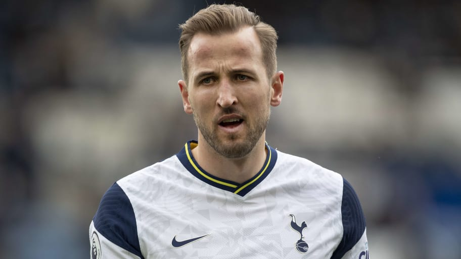 Harry Kane determined to join Manchester City