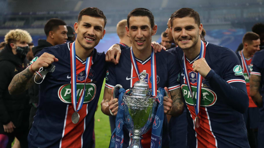 PSG open to selling 10 big names to fund Paul Pogba & Theo Hernandez pursuits