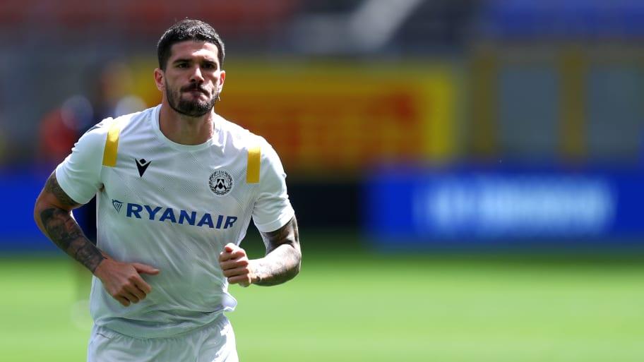 Atletico Madrid confirm signing of Rodrigo de Paul from Udinese