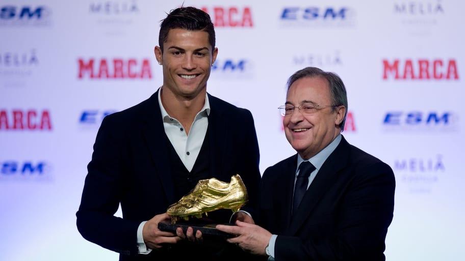 Hilarious leaked audio reveals what Florentino Perez thinks of Cristiano Ronaldo & Jose Mourinho