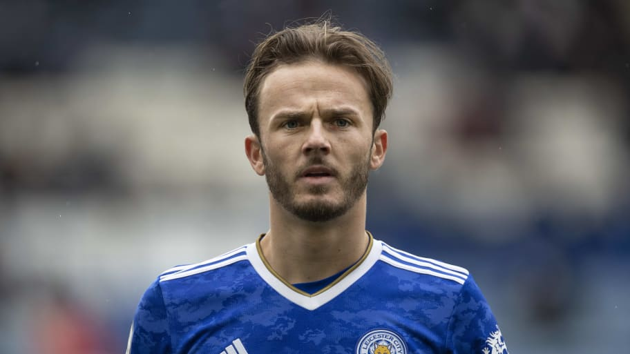 Arsenal one of two clubs to make bid for Leicester's James Maddison