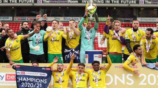 EFL 2021-22: Choose who you think will get promoted from the Championship, League One and League Two