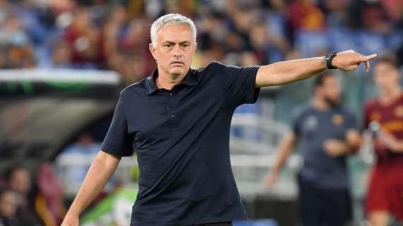 "SERIE A - Jose Mourinho slams referee after Lazio loss: ""VAR was wrong."""