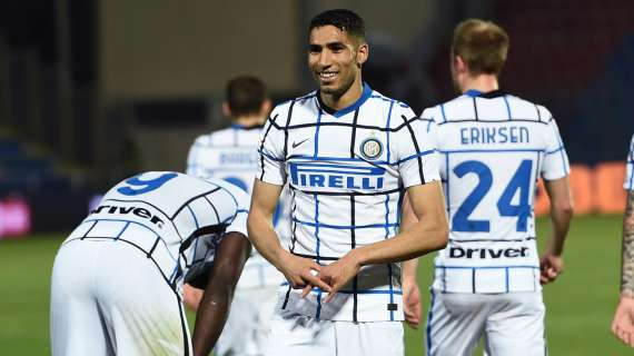 """LIGUE 1 - Achraf Hakimi on Zinedine Zidane: """"I learned so much from him."""""""