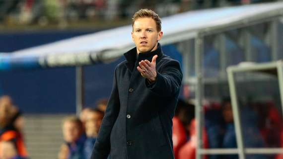BUNDES - Nagelsmann on Leipzig: I had a great team