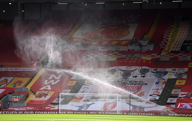 Liverpool confirm Anfield expansion to take capacity to over 61,000