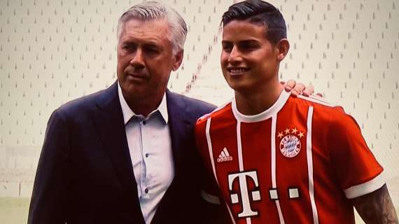 TRANSFERS - James Rodriguez, negotiations on-going