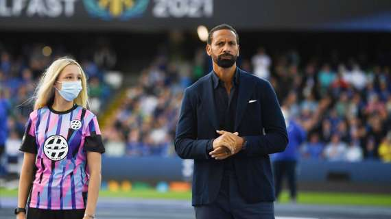 """PREMIER - Ferdinand gets angry with CR7: """"Stop with these behaviors"""""""