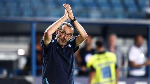 "SERIE A - Sarri: ""More pressure in the Sangiovannese-Montevarchi derby."""