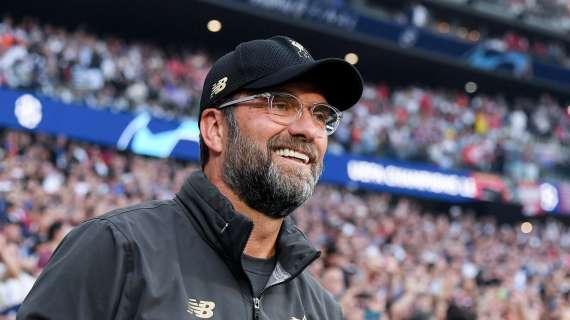 PREMIER - Klopp speaks on key players ahead of Palace clash