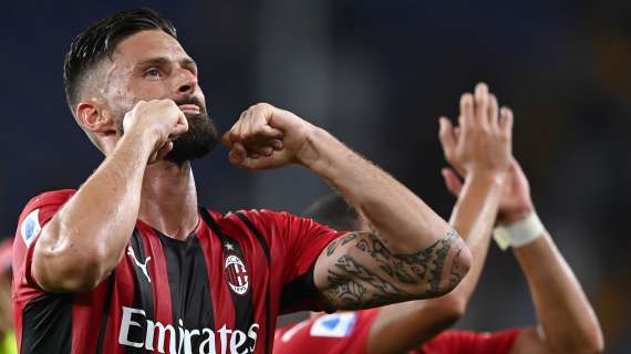 SERIE A - Giroud on EPL and missing out on the last France squad