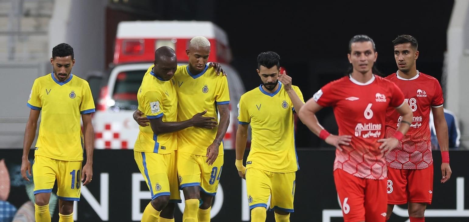 Aboubakar stars as Al Nassr defeat Tractor FC to keep AFC Champions League dream alive  | Football | News | AFC Champions League 2021