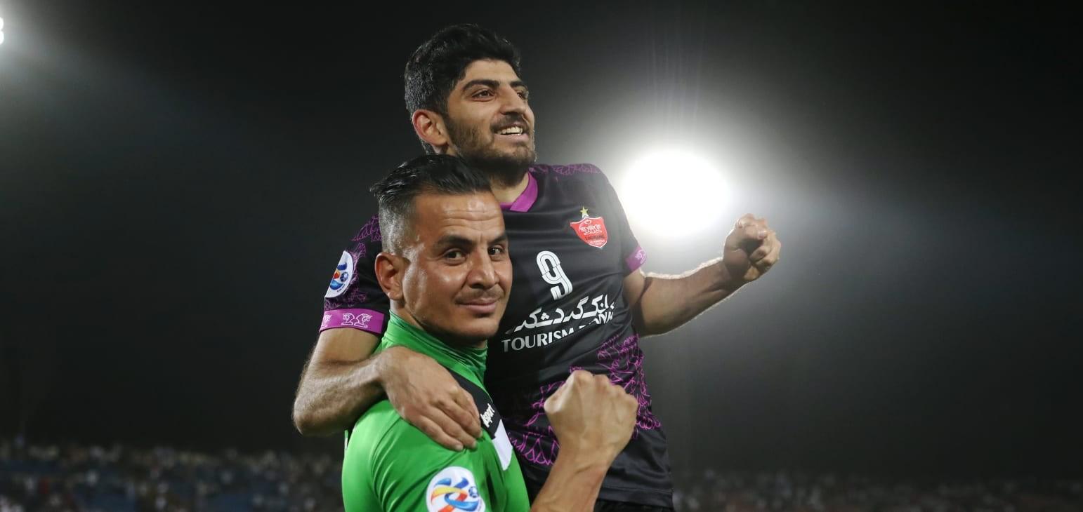 Persepolis' Torabi strikes late winner as Istiklol's AFC Champions League run ends    Football   News   AFC Champions League 2021