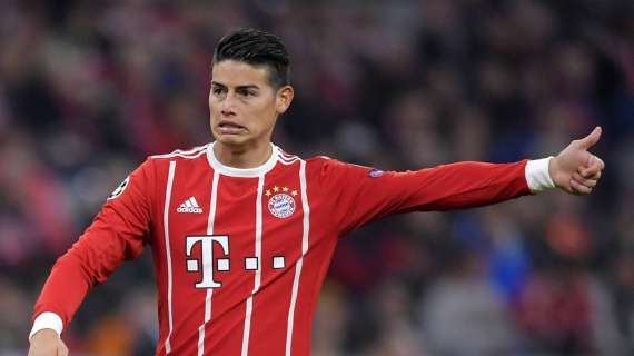 TRANSFERS - A Turkish club not giving up on James Rodriguez