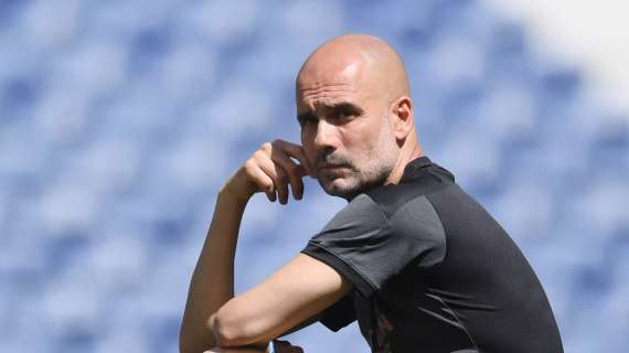 PREMIER - Guardiola plans to leave Man City in 2023