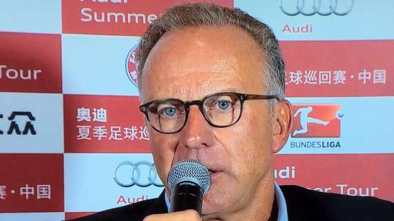 """BUNDESLIGA – Bayern, Rummenigge: """"Without Messi, Barca had their soul ripped out"""""""