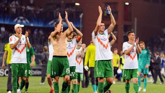BUNDESLIGA - Werder have long-term plans with Veljkovic