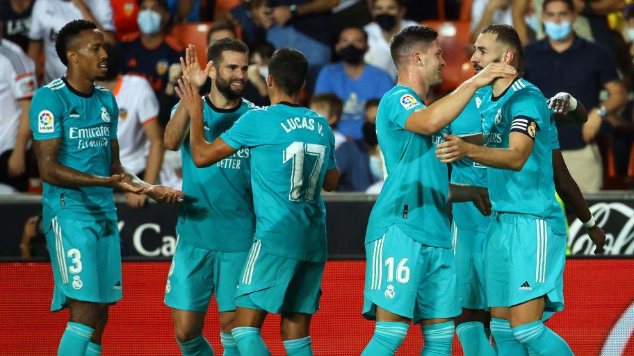 Real Madrid vs Mallorca: TV channel, live stream, team news & prediction