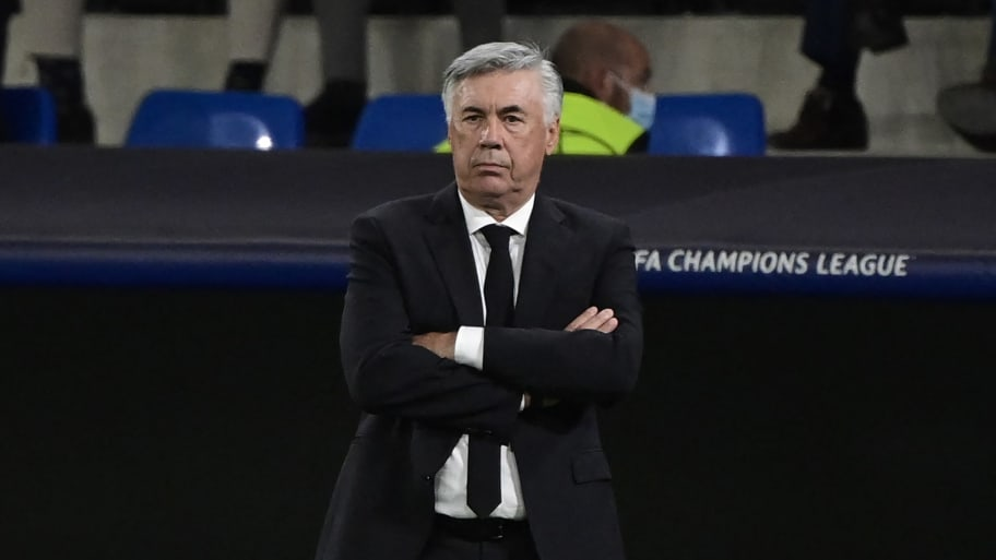 Carlo Ancelotti insists Real Madrid played well in calamitous Sheriff upset